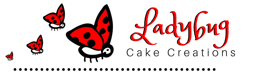 lady bug  7  136032 - Ladybug Cakes Palm Beach Gardens Fl